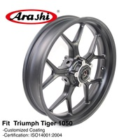 Arashi New Arrival Motorcycle Front Wheel Rim For TRIUMPH Tiger 1050 2007 2008 2009 2010 2011 2012 2013 Front Rims Parts