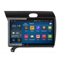 Android 9.0 CERATO K3 FORTE 2013 2 DIN Car DVD GPS for Kia head unit radio video player wifi Capacitive 1024*600 BT