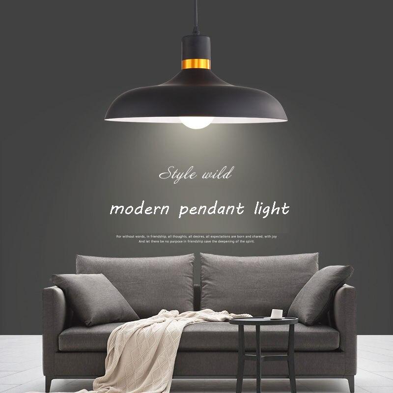 Modern Pendant Light Aluminium Hanging Pot Pendant Lamp Restaurant Dining Room Drop Pendant Light Home Lighting (19)