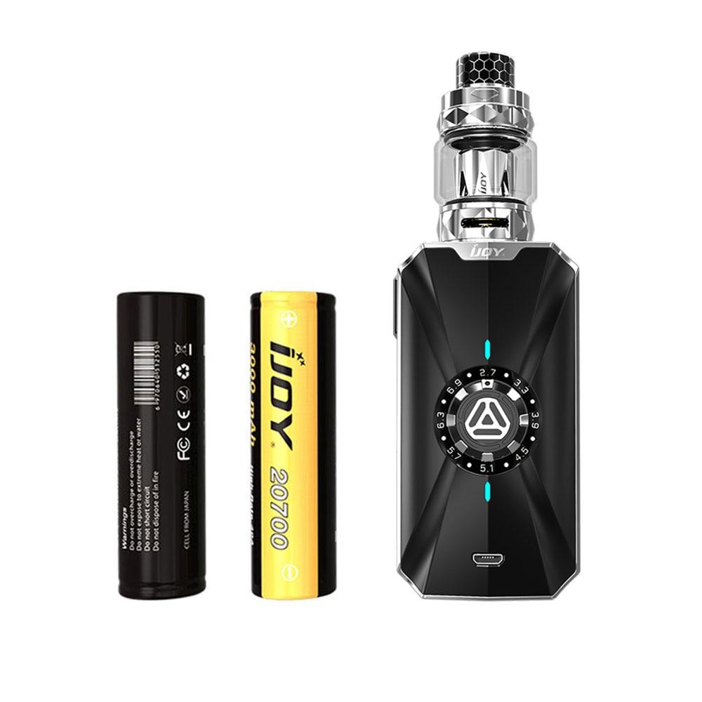 100% Original IJOY Zenith 3 VV Kit 360W Mod with Diamond