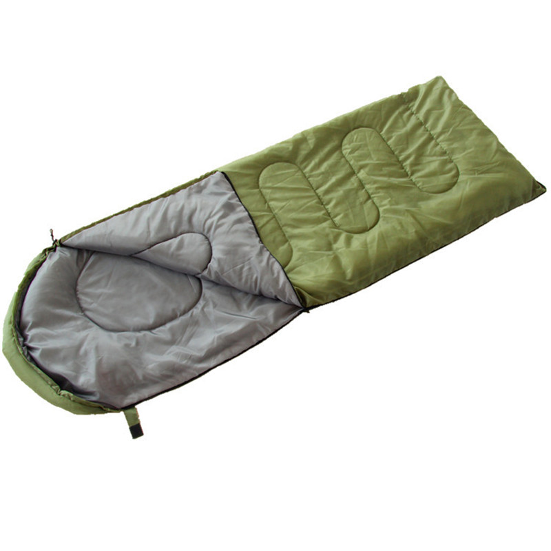 Ultralight Outdoor Sleeping Bag Cotton Envelope Type ...