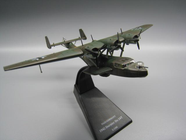 1/144 Germany 1942   DO24T water plane model alloy collection model1/144 Germany 1942   DO24T water plane model alloy collection model