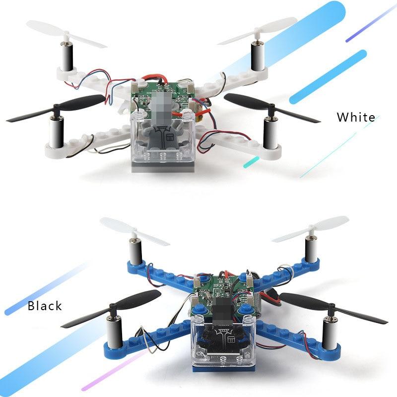UadcopterประกอบDIYของเล่นเพื่อการศึกษา Princess Woonken Deniz
