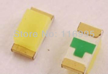 Free shipping 5 kind 0603 SMD, R, G ,B ,W ,Y, LEDs Red, green, blue. White, yellow each of 20pcs total 100pcs