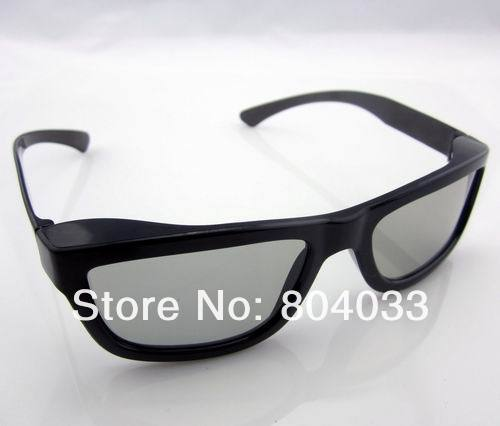 5pcs 2015 New Fashion <font><b>Passive</b></font> <font><b>Polarized</b></font> 3D <font><b>Glasses</b></font> for <font><b>Sony</b></font> for LG for Samsung Dimensional Anaglyph Movie DVD TV LCD Video Game
