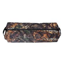 Leaves Camouflage Oxford Cloth Rope Bag Rock Climbing Equipment Rope Basket Ropes Mat Cloth Storage Bag