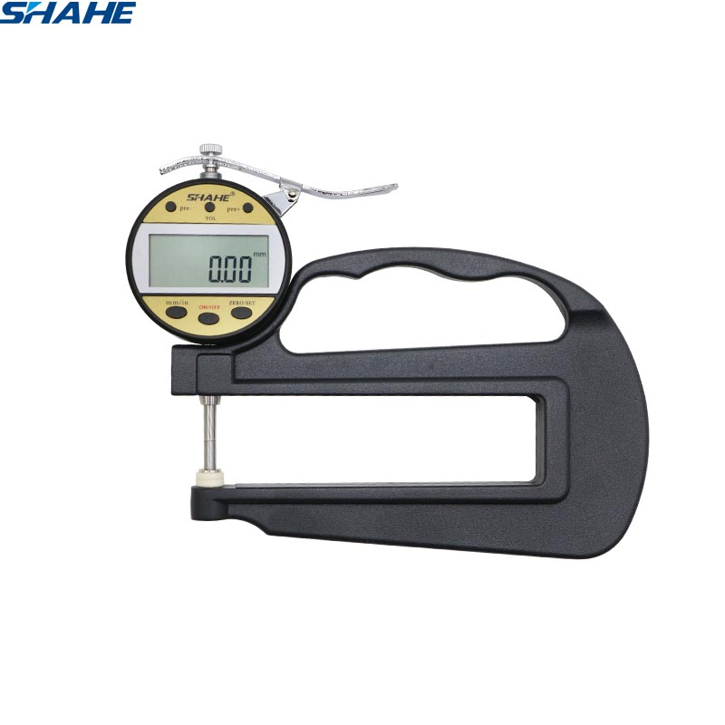 paper measurement tool 0 10 mm 0 01mm high accuracy digital thickness gauge measuring gauging tools