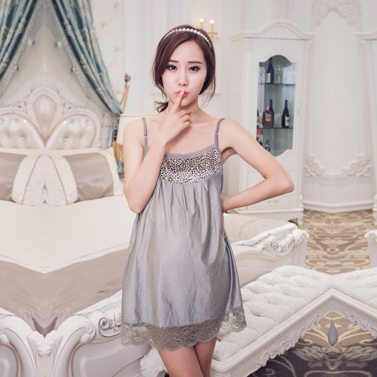 Korean fashion new authentic anti-radiation clothing all-silver fiber harness radiation maternity dress