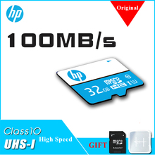 Micro-Sd-Card Tablet UHS-I Samrtphone Class10 HP 16GB 32GB 64GB 128GB for Camera TV 100%Original