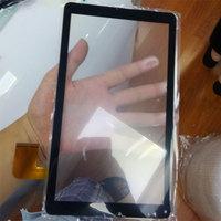 태블릿 화면 케이블 번호 FX-C10.1-213-V1 맞는 블랙 터치 스크린