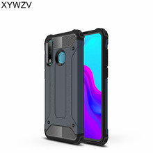 hot deal buy cover huawei p30 lite case shockproof armor rubber hard pc phone case for huawei p30 lite back cover for huawei p30 lite fundas^