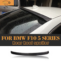 F10 Carbon Fiber Rear Roof Spoiler Wing for BMW F10 5 Series 520i 525i 528i 535i 550i 2011 2012 2013