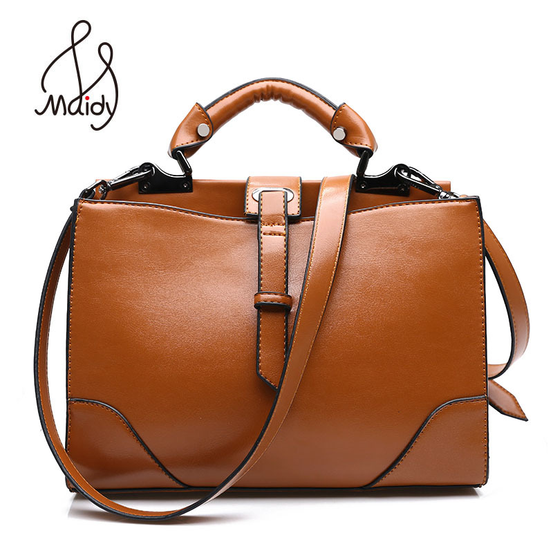 Classic Tote Handbag Women Shoulder Vintage Messenge Bags Designer Brand Female