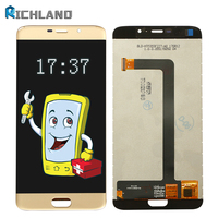 Richland High Screen Elephone S7 LCD Display Touch Screen Assembly Lcd Digitizer Replacement Part Repair Tools