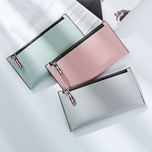 with zipper Coin Bag new 2017 women wallets brand purses female long thin wallet passport holder ID Card Case