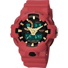 Sport Women Watches White Band Date Week Waterproof Diver Chronograph Quartz Wristwatches Ladies Watch relogio feminino rosefied
