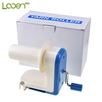 Looen Hand Operated Yarn Winding Machine Practical String Yarn Roller String Ball Wool Winder DIY Needle Arts Craft Sewing Tools
