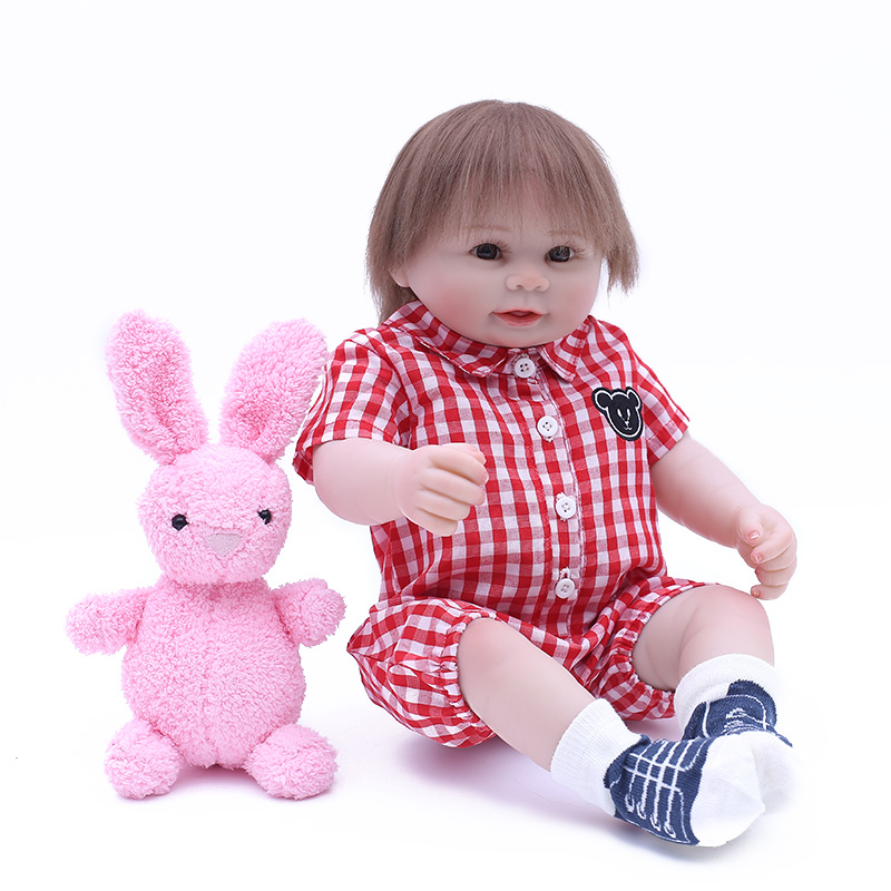 20inch Reborn Babies Doll Baby Alive Reborn Toddler Dolls Silicone Baby Doll for Sale baby boneca rooted hair play house toys20inch Reborn Babies Doll Baby Alive Reborn Toddler Dolls Silicone Baby Doll for Sale baby boneca rooted hair play house toys