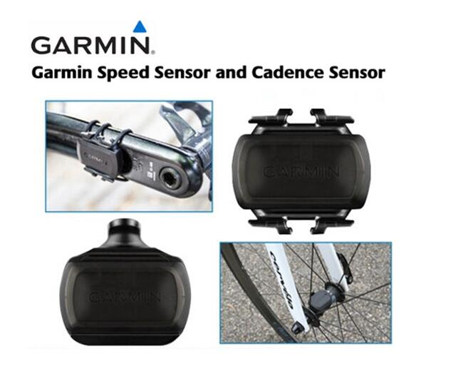 Garmin Bike bicycle computer Speed Sensor and Cadence Sensor for EDGE 510 520 810 820 1000 rider 530 c gps bicycle bike cycling computer extension mount with ant cadence sensor garmin edge200 520 820 1000 1030