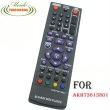 Remoto para LG disco blu-ray Player controle remoto AKB73615801 BP320 BP200 BP325W