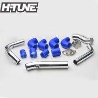 H TUNE Original Aluminum Turbo Intercooler Piping Kits for Hilux 3.0/VIGO/FORTUNER