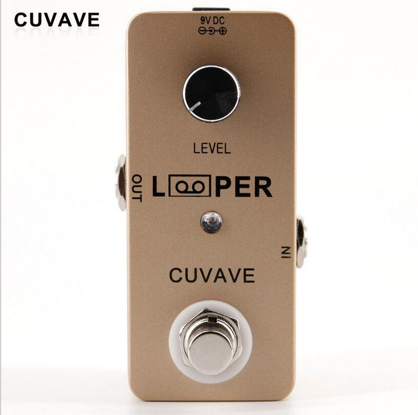 2019 2.4G Guitar Effect Pedal Modulation Pedal Guitar Accessories Guitar Pedal MINI LOOPER