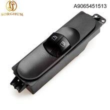 Новый Электрический переключатель стеклоподъемника a9065451513