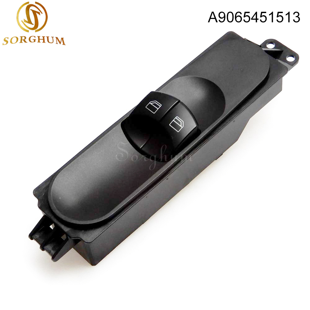 New A9065451513 Power Master Electric Window Switch For Mercedes-Benz sprinters Fits V W crafter Front Right 9065451513