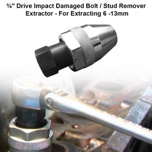 Extracting Best-Selling Bolt/stud-Remover -Drive Impact-Damaged 6-13mm