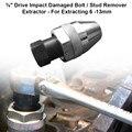 Superventas 2019 productos Drive accionamiento impacto dañado perno/removedor de pernos Extractor-para extraer 6-13mm