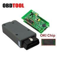 Good Vas 5054a Oki Full Chip V4.3.3 Scanner VAS5054A ODIS 4.33 OBD2 Diagnostic Interface for VAG Cars Via Bluetooth or USB