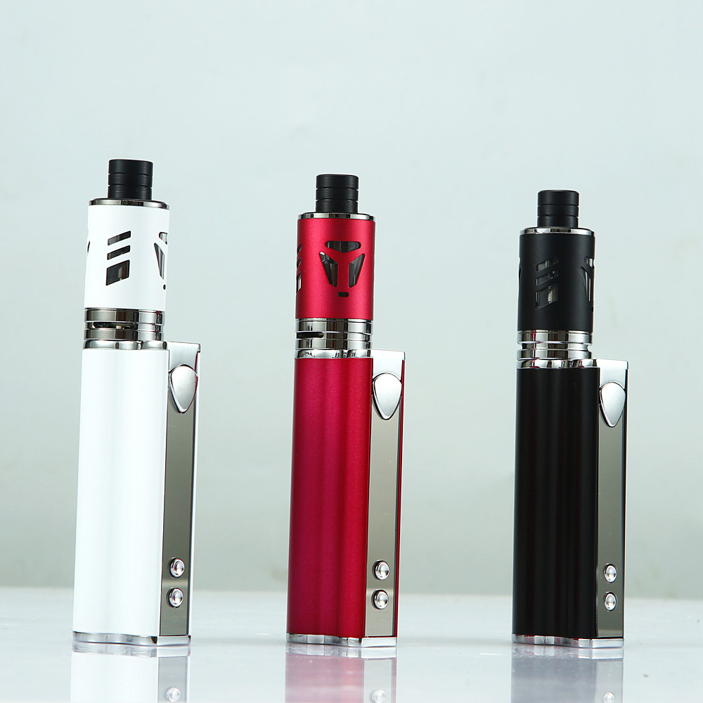Original Yuhetec YS06 80W mod Kit from 2000 mAh Battery with 3.0 ml of subohm <font><b>Vape</b></font> Avenger tank kit <font><b>Smoker</b></font> image