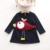 2016 nuevo otoño invierno de Las Muchachas Niños 3D Bird Algodón Vestidos de Suéter cómodo lindo bebé Ropa Niños Ropa 15 W
