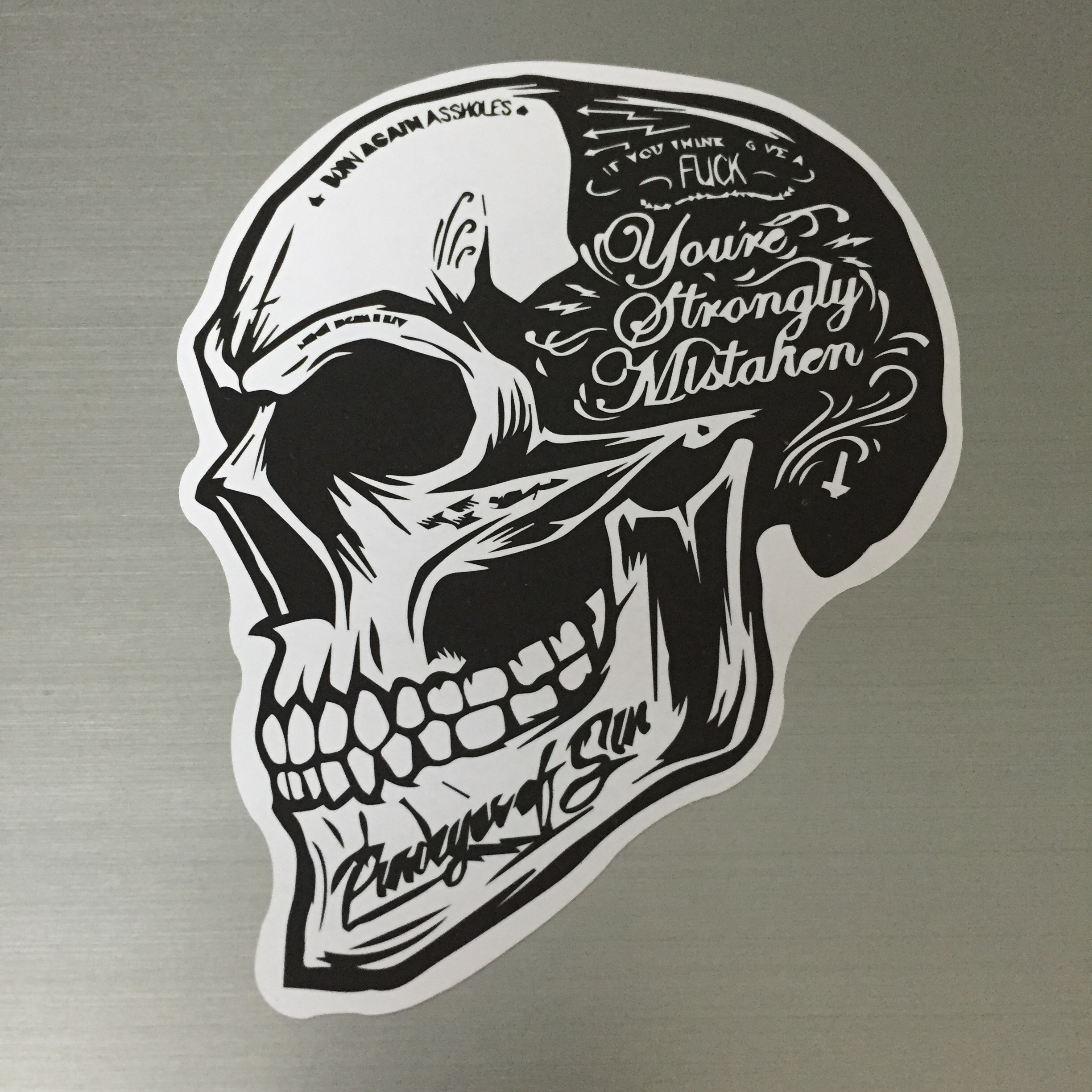 Online Get Cheap Skull Motorcycle Graphics Aliexpresscom - Vinyl graphics for motorcycles