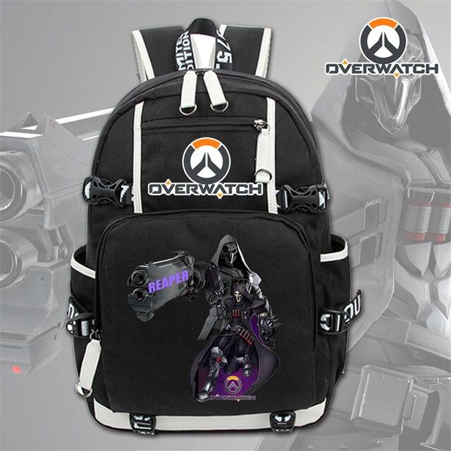 Рюкзак Overwatch Эмблемы в ассортименте