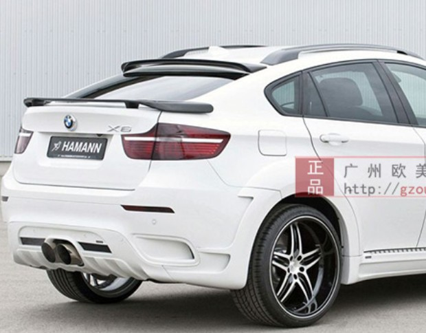 Spoiler For BMW X6 E71 2008200920102011201220132014 High Quality ABS Car Rear Wing Spoilers Auto Accessories In Wings From Automobiles