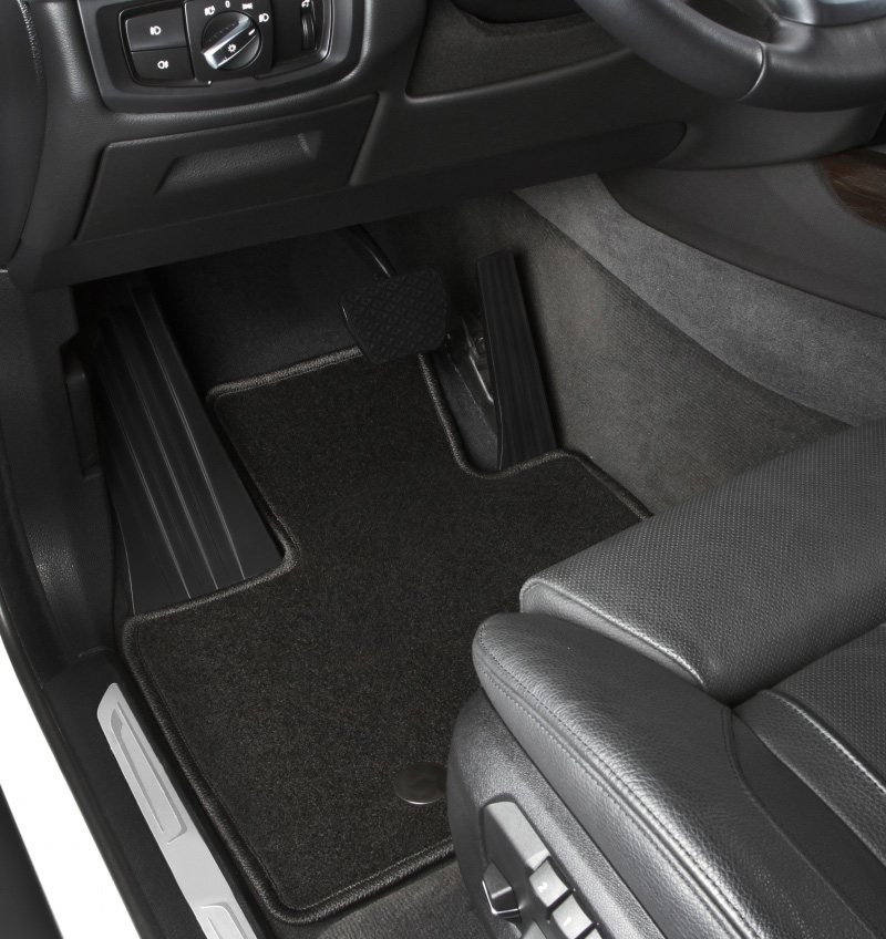 Mats in salon Klever Econom For MITSUBISHI Outlander III AUTOMATIC TRANSMISSION 2012-> внед... 4 PCs (textile) mats in the salon for peugeot 4008 automatic transmission 2012 внед 5 pcs textile