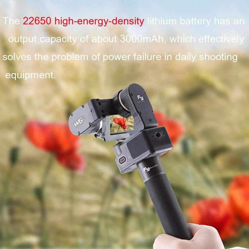 Feiyutech ручка Зарядное устройство Мощность пакет шест удлинитель для G6 Плюс/G6/G5/WG2/vimble 2 Gimbal Stabilzer для GoPro Hero 6/5