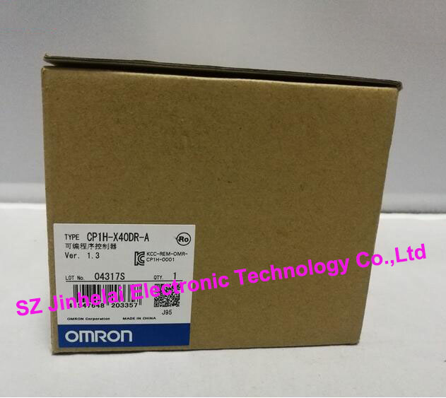 New and original CP1H-XA40-DR-A OMRON PLC controller module new and original cp1h xa40 dr a omron plc controller module