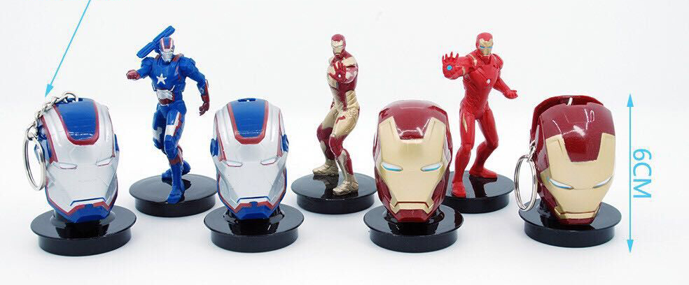 Top 10 Most Popular Homem De Ferro Toys Brands And Get Free