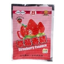 30G Strawberry Fishing Bait Flavors Powder Carp Bream Killer Food Addictive Lure fishing lure for fishing цена 2017