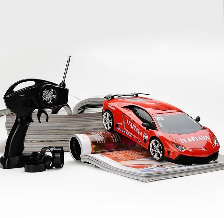 Free Shipping High Performance Fast Speed 4wd Rc Drift Car Firelap