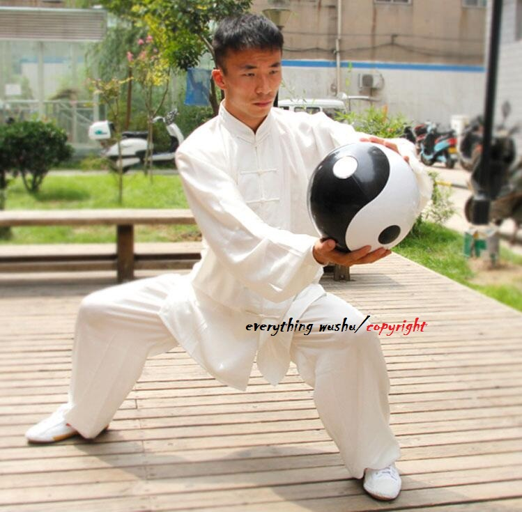 Medicinal Tai Chi Training Ball