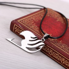 Fairy Tail Logo Metal Necklace