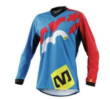 2019 Men's Long Motocross Racing Jersey Downhill Bike Bicycle Pro Moto Off Road T Shirt Clothing Top DH MX GP RBX MTB R#15 цена
