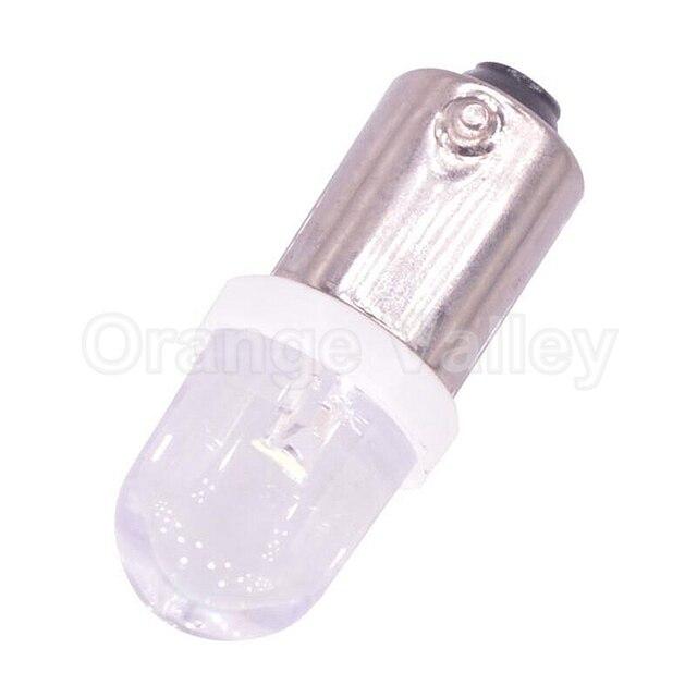 20Pcs BA9S LED T4W 1895 Bayonet Car Side Wedge Parker Interior Light Lamp Bulb 12V Wholesale