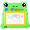 2016 La Venta Caliente nuevo Colorido Tablero de Dibujo Magnética Sketch Pad Doodle Escritura Pintura Juguete Para Niños Niños Educación Juguetes arly