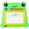 2016 Venda Quente novo Colorido Pintura Magnética Prancheta Sketch Pad Doodle Redação arly de Brinquedo Para Crianças Crianças Brinquedos Educativos