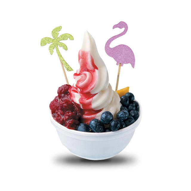 Happy Birthday Cupcake Topper