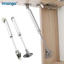 60-100/120/150N газовая стойка двери шкафа, подъемник шкафа поддержки, подъем татами пневматической поддержки, мебель подъемная дверь стоп газовые стойки